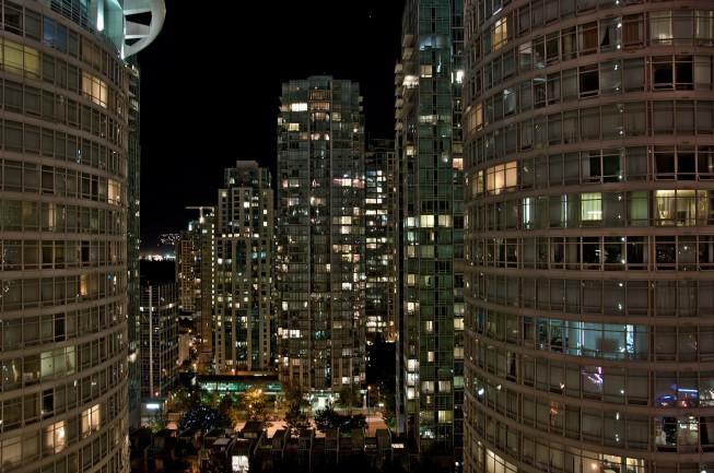 Auf dem Bild wurde die Größe und Monumentaliät der Stadt erfasst . Foto: MiB
