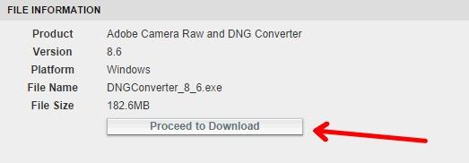 Nach mehrmaligem Bestätigen kommen Sie endlich zum gewünschten Download.