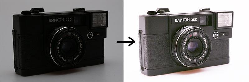 Wiederholt ein Foto in JPEG und RAW, das um 4 EV aufgehellt wird. Canon 5D Mark III, Sigma 50/1,4 Art, 1/200 s, F10, ISO 400, Brennweite 50 mm