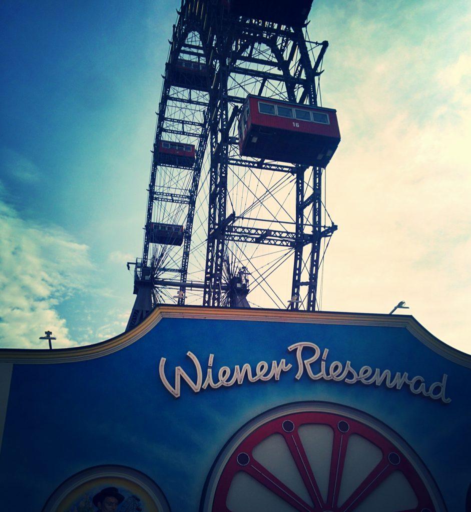 Sommer Road Trip Richtung Italien – der Wiener Prater.