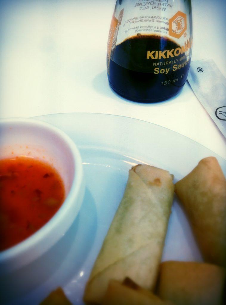 Ein weiteres Abendessen im thailändischen Stil.