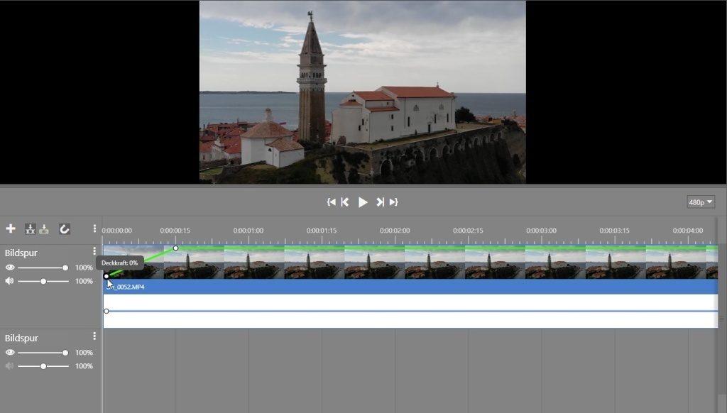 Videoschnitt mit nur wenigen Klicks: kurven.