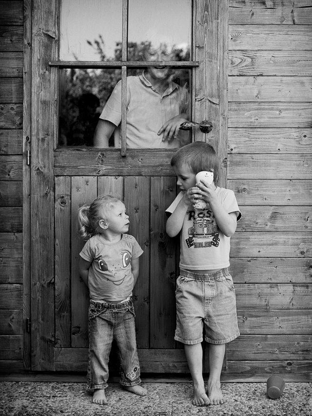 Nachmittags im Sommer fotografiert.