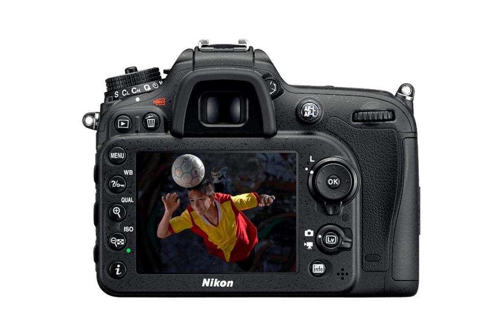 Die Fokussierung über die AE-L Taste bei Nikon.