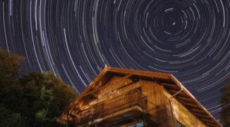 Die Bewegung der Sterne fotografieren
