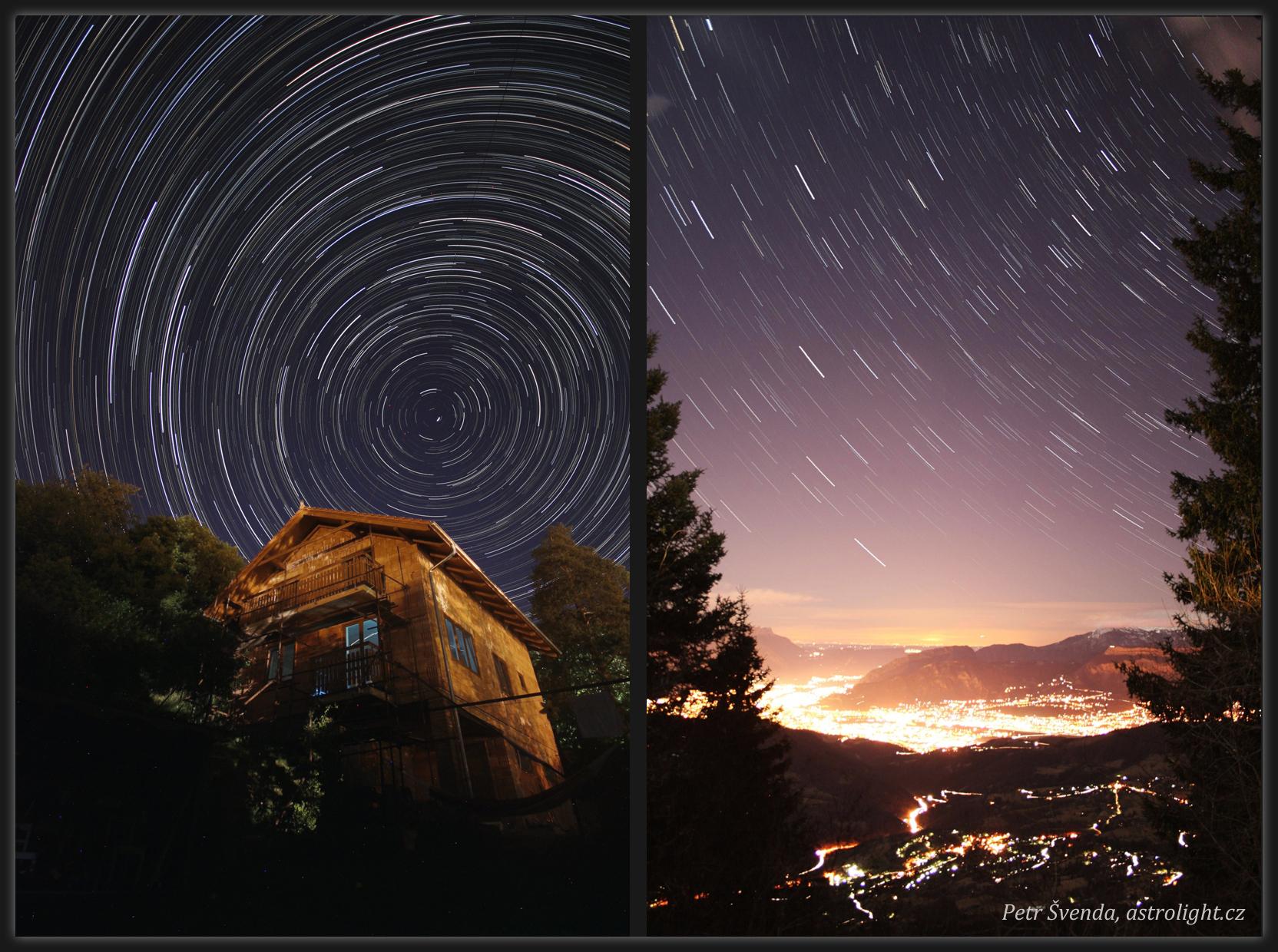 Die Bewegung der Sterne fotografieren | Fotografieren lernen von ...