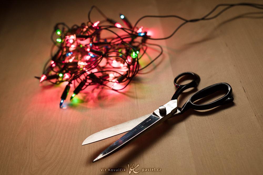 Auf was man beim Fotografieren an Weihnachten achten sollte: Ungeduld.