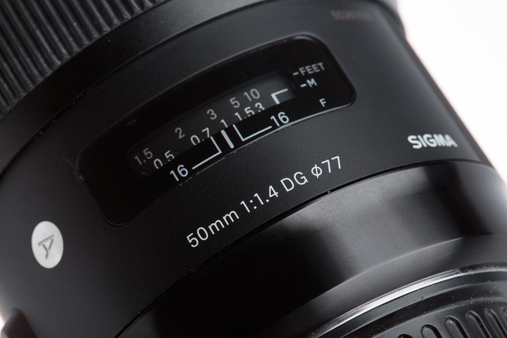 Was bedeuten die ganzen Abkürzugnen auf den Objektiven: Sigma 50mm F1.4 DG HSM Art benötigt i. d. R. Filter mit einem Durchmesser von 77 mm.