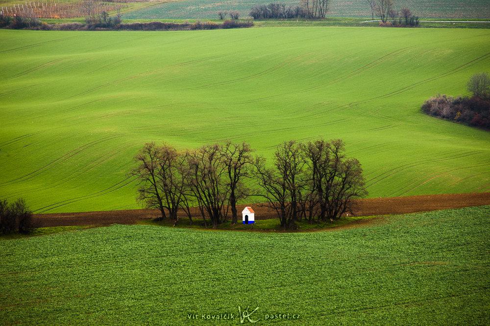 Landschaftsaufnahmen mit dem Teleobjektiv: die gleiche Aufnahme ohne Zuschnitt.