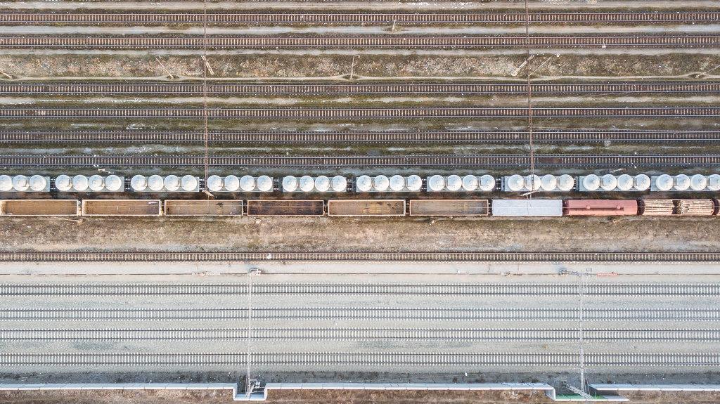 Fotografieren mit der Drohne: :wanderwege