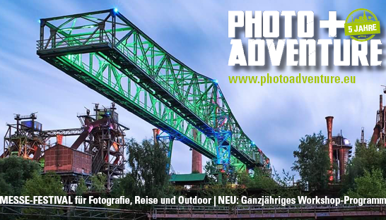 Photo+Adventure Duisburg 2018