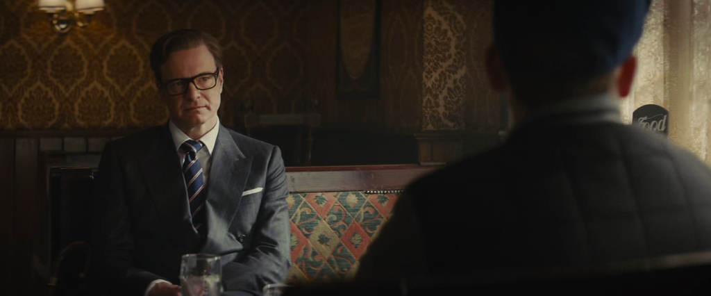Die Dialogkomposition sieht man wohl in jedem Film.