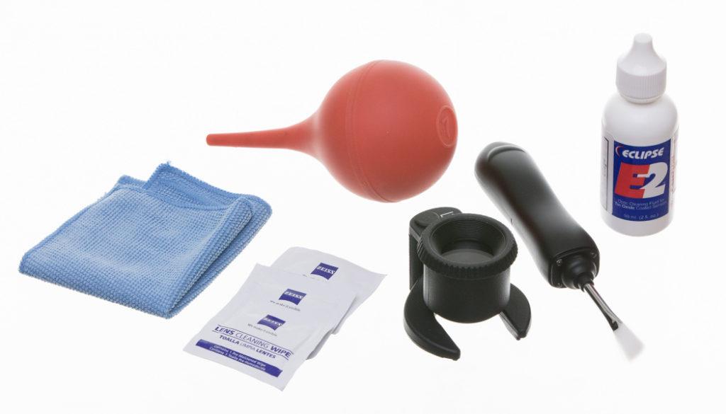 Reinigung von Objektiven und Sensoren - 10 Tipps, die Ihnen bei der Reinigung helfen werden