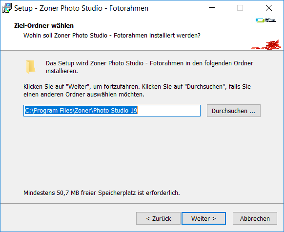 Fotorahmen für Sie zum Download vorbereitet: Fotorahmen installation.