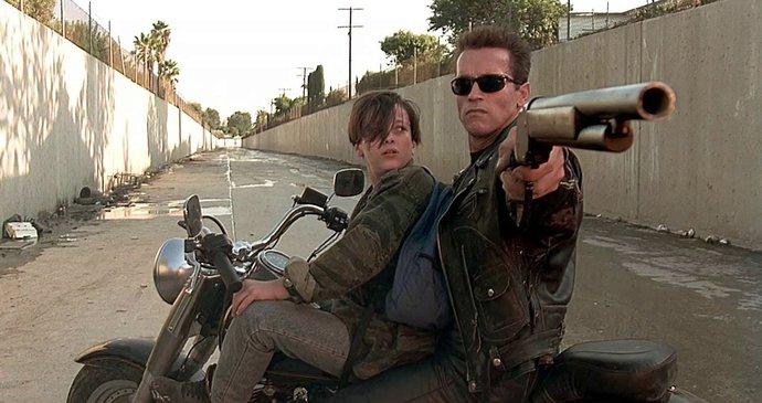 Eine Kultszene aus dem Film Terminator 2.