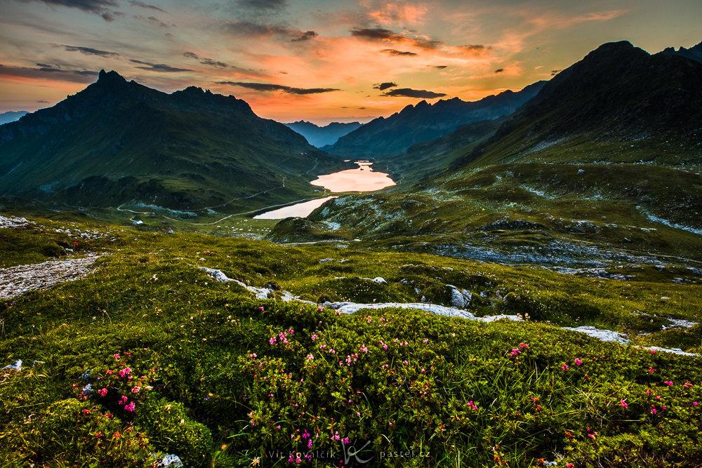 Landschaften unter unterschiedlichen Bedingungen fotografieren - vor sonnenaufgang