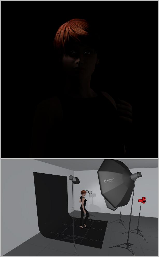 Porträts richtig belichten I - Effektlicht