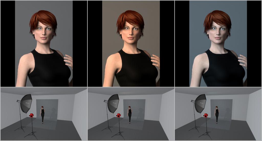 Porträts richtig belichten I - Lichtfarbe
