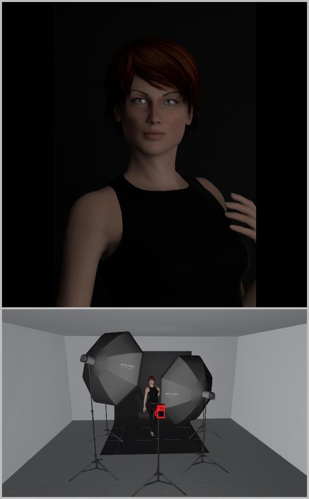 Porträts richtig belichten I - Fülllicht