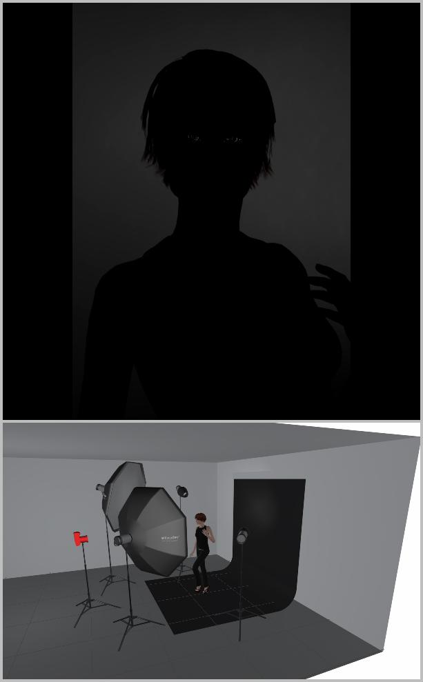 Porträts richtig belichten I - Hintergrund
