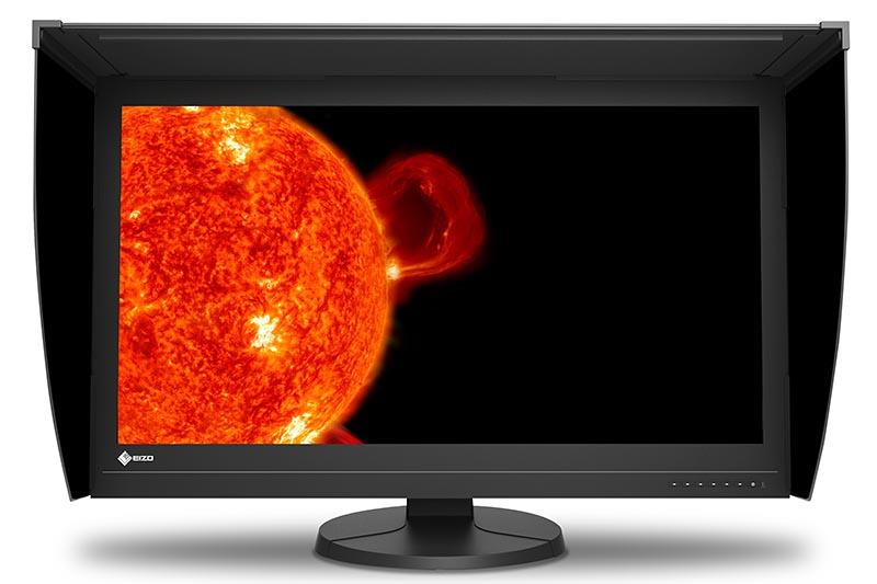 Wie man einen Monitor für Fotografen auswählt: Der HDR Monitor Eizo ColorEdge PROMINENCE CG3145.