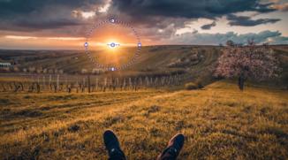 3 Tipps, wie man kreativ den Radial-Filter nutzt