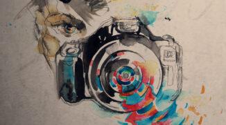 [Infografik] 5 Tipps, wie man die Fotokamera richtig hält