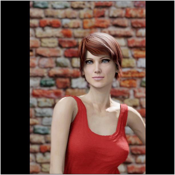 Porträts richtig beleuchten IV - softbox, schwach