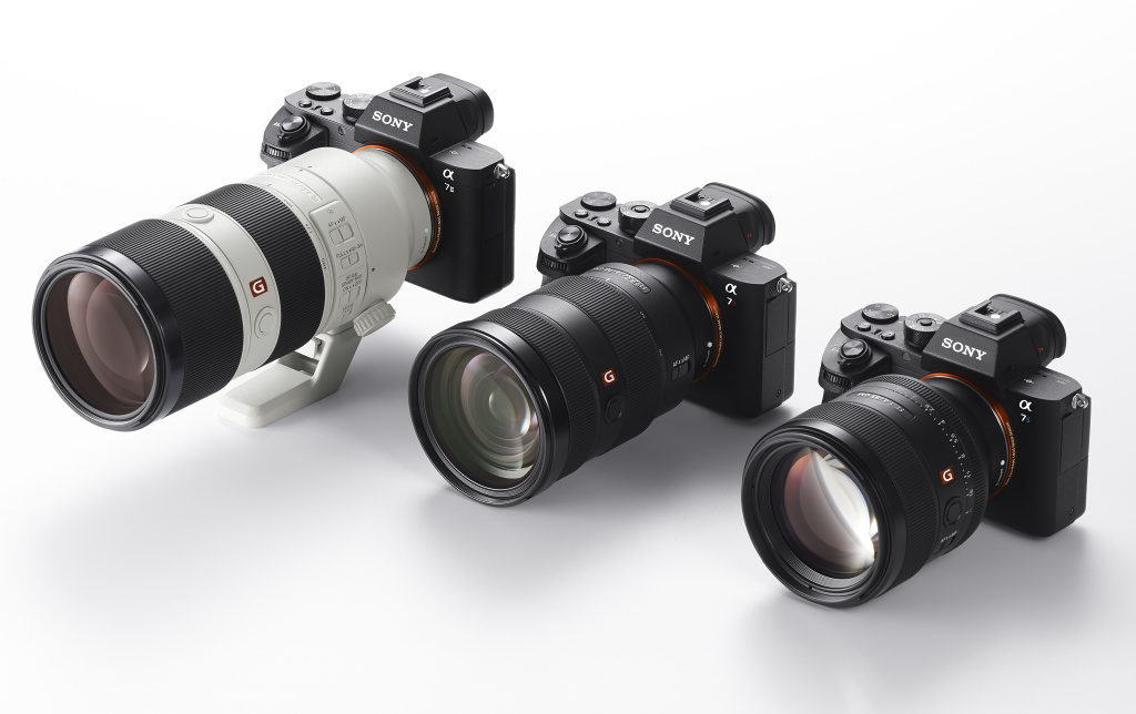 Digitale Spiegelreflexkamera vs. Systemkamera: Objektive.