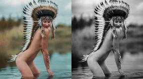 Aktfotografie: Denken Sie an das Licht, die Komposition und die Abstimmung mit dem Model