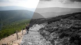 Schwarz-Weiß-Landschaftsaufnahmen: Verleihen Sie Ihren Fotos mehr Pep