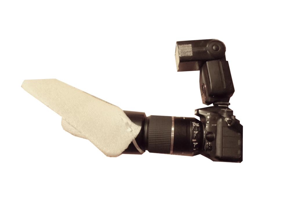 Makros daheim fotografieren - meine kamera