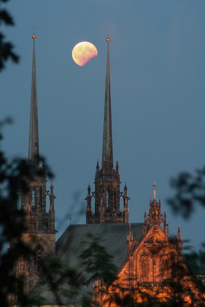 Die Mondfinsternis fotografieren - Petrov