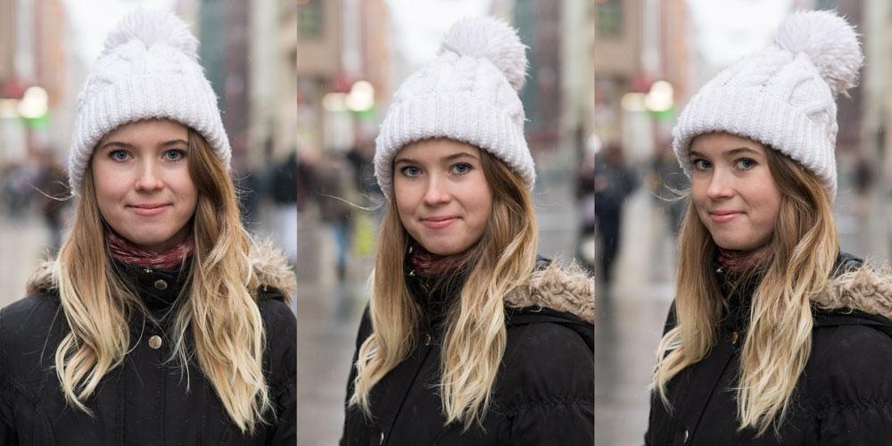 Wie fotografiert man ein gutes Profilfoto - position