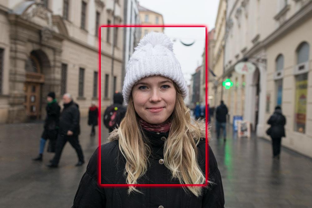 Wie fotografiert man ein gutes Profilfoto - schnitt