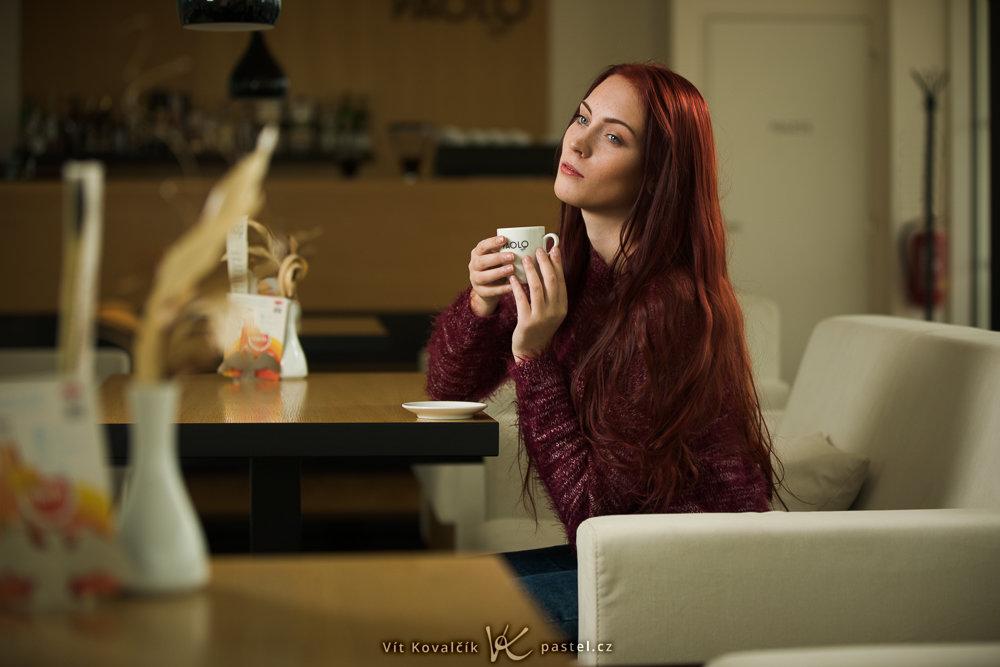 Models fotografieren II - cafe 2
