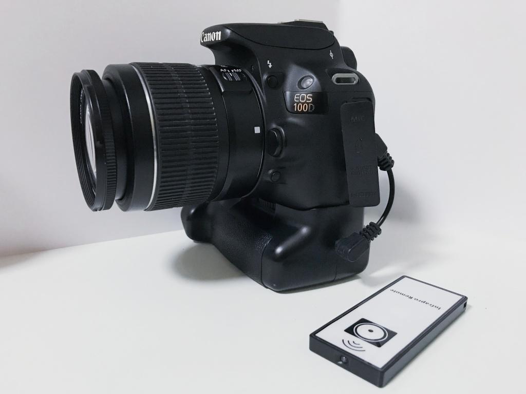 Fotokamera für Anfänger - griff