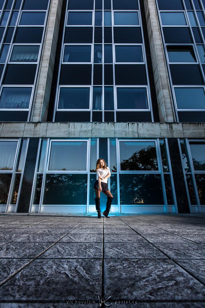 Models fotografieren II - neue architektur