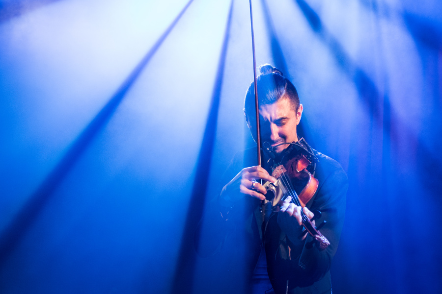Wie man Konzerte fotografiert - Adam Baldych