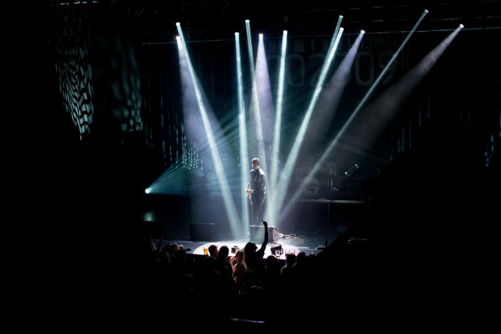 Wie man Konzerte fotografiert - Insania