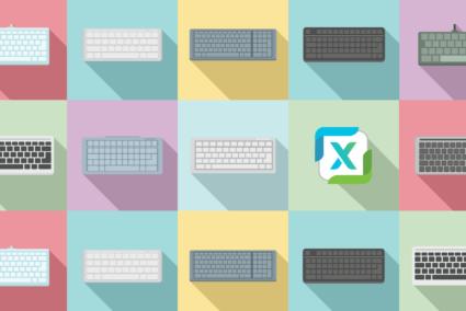 [Infografik] Vereinfachen Sie sich die Arbeit im ZPS X mithilfe von Tastenkürzeln