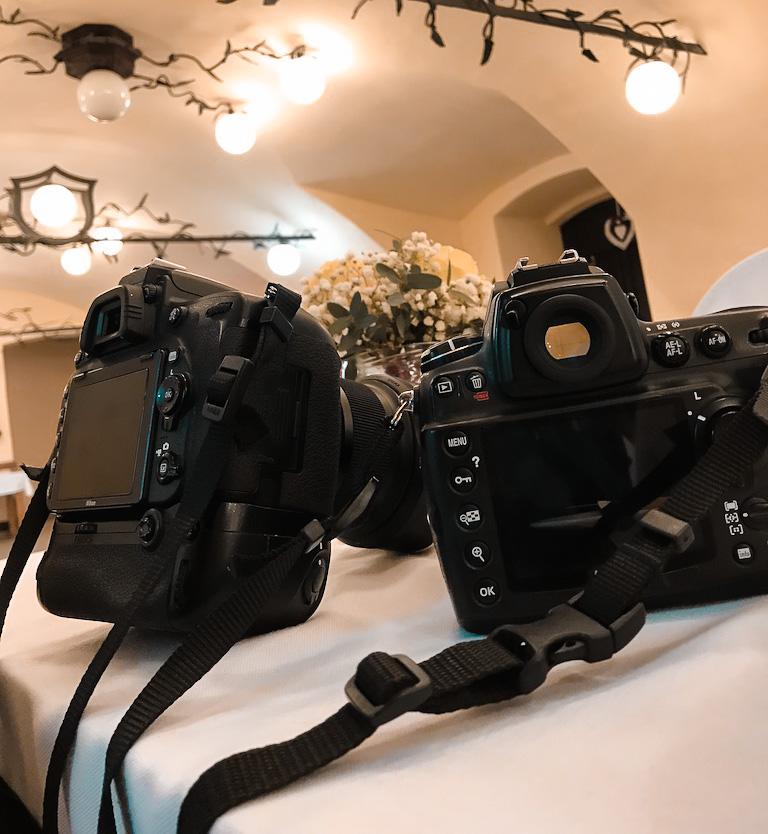 Was sollte man für ein Hochzeitsfotoshooting mitnehmen - setup