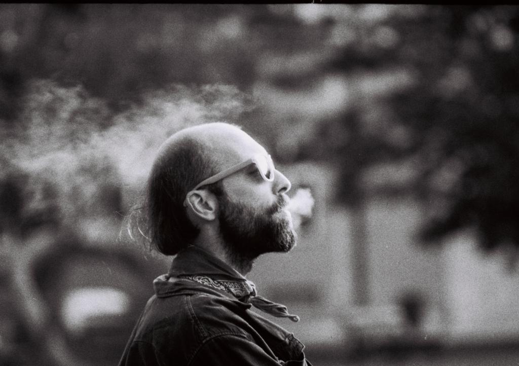 Wie startet man mit Analog - portrat rauch