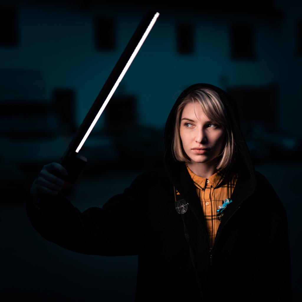 LED-Lichtstab: Kreativer Partner für Arbeit und Spaß - Rembrandt