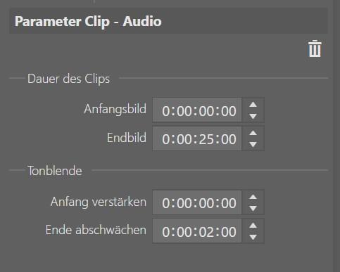 Wie erstellt man ein Video in ZPS X - Teil 2 - fade out