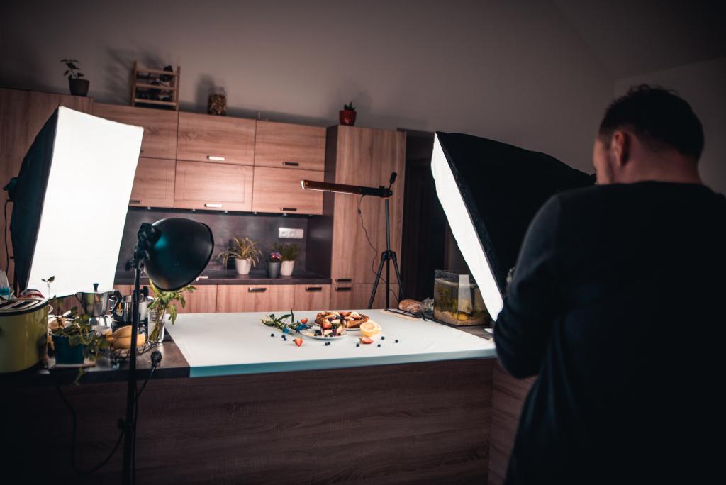 LED-Lichtstab: Kreativer Partner für Arbeit und Spaß - Hintergrund