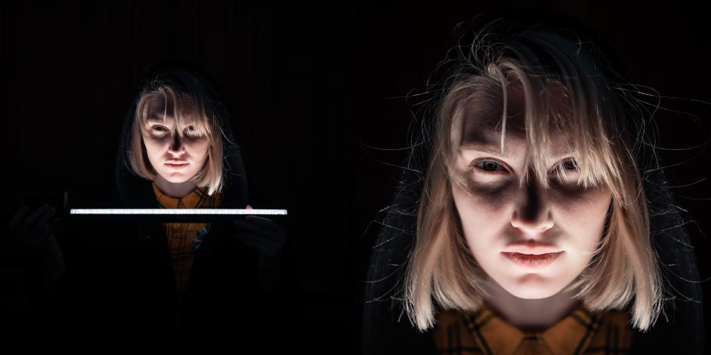 LED-Lichtstab: Kreativer Partner für Arbeit und Spaß - Horror