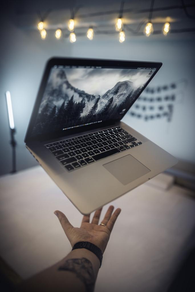 LED-Lichtstab: Kreativer Partner für Arbeit und Spaß - mac