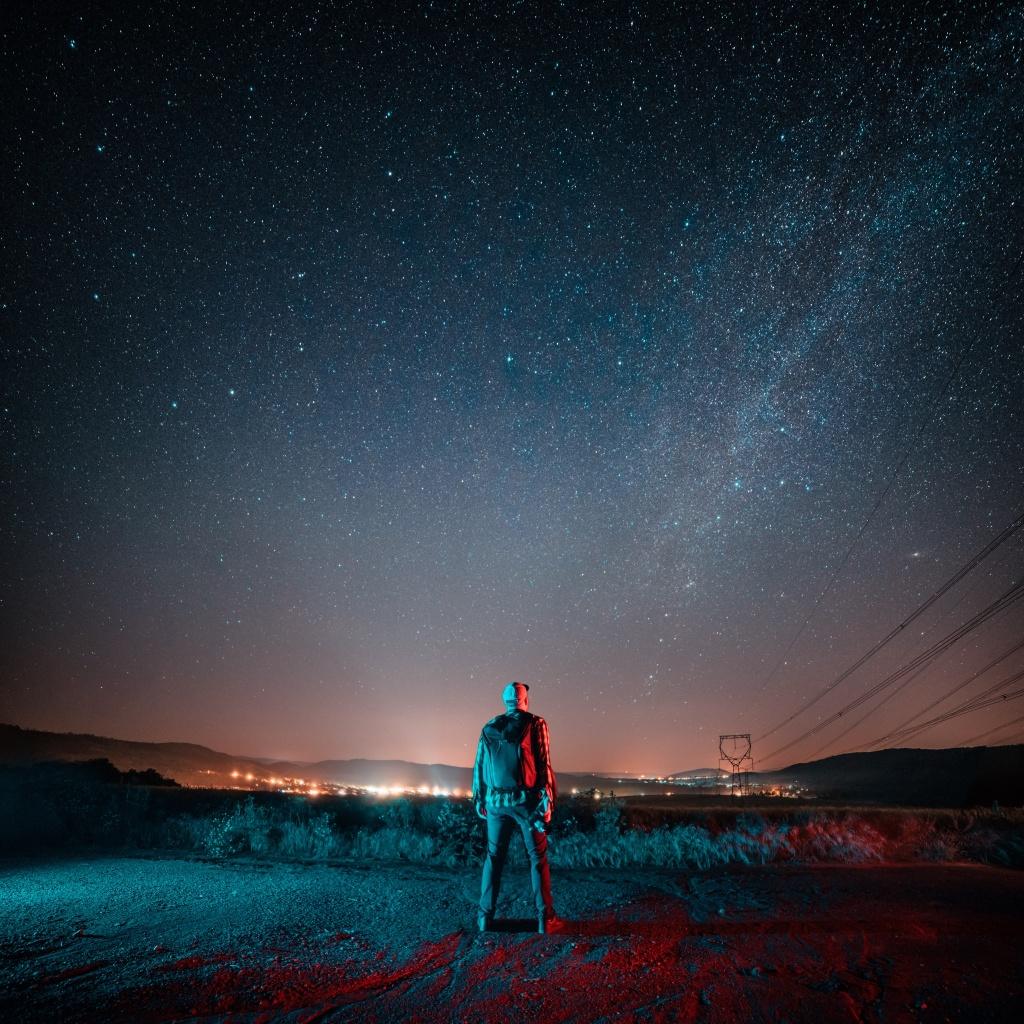 LED-Lichtstab: Kreativer Partner für Arbeit und Spaß - Milchstrasse
