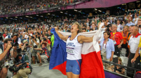 Leichtathletik-Fotograf Aleš Gräf - Barbora Špotáková